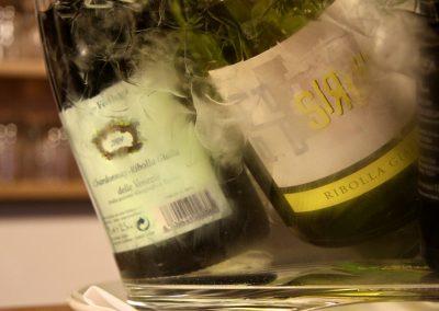 Chillin' at the Venetian Vine